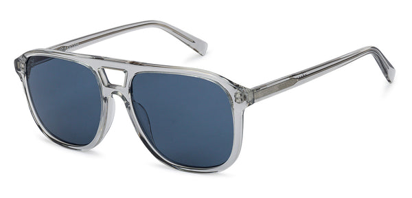 Wayfarer Sunglasses-Wayfarer-Grey Transparent-SG