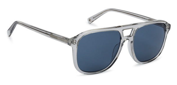 Sunglasses For Women-Wayfarer-Grey Transparent-SG