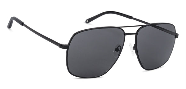 Aviator Sunglasses-Aviator-Matte Black-SG