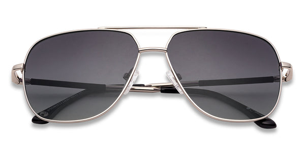 Sunglasses For Men-Aviator-Gold-SG