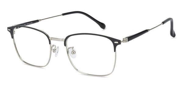 Eyeglasses For Women-Rectangle-Bi-Colour-EG