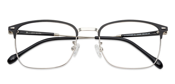 Eyeglasses For Men-Rectangle-Bi-Colour-EG