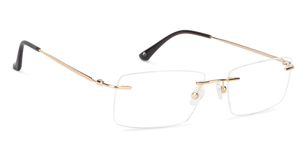 The Winter Gaze Collection-Rectangle-Gold-EG