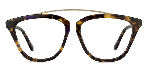 Rich Acetate-Wayfarer-Gunmetal Black-EG
