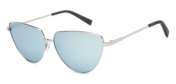Cateye Sunglasses-Cat Eye-Blue-SG