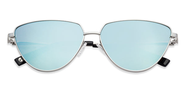 Sunglasses-Cat Eye-Blue-SG