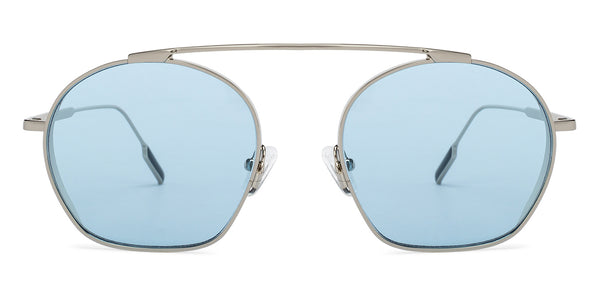 Sunglasses-Round-Blue-SG