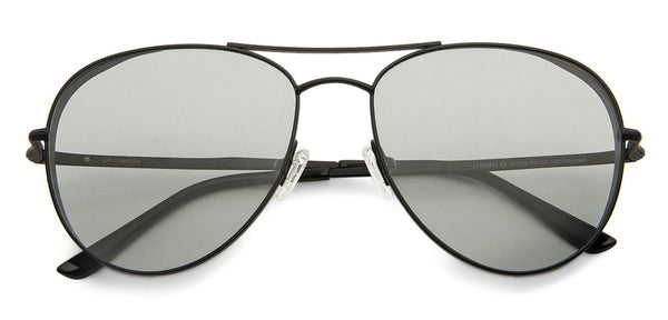 -Aviator-Matte Black-SG