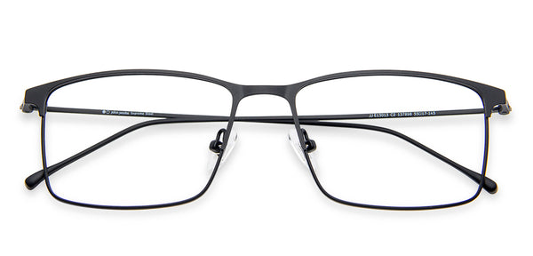 Eyeglasses For Women-Rectangle-Matte Gunmetal-EG