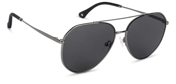 -Aviator-Gunmetal black-SG