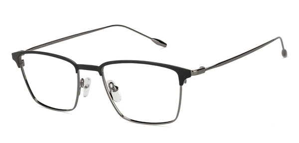 Eyeglasses For Women-Wayfarer-Gunmetal-EG
