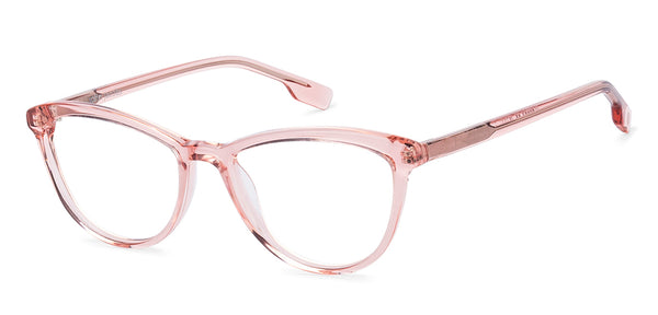 -Cat Eye-Pink Transparent-EG