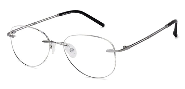 The Winter Gaze Collection-Aviator-Silver-EG
