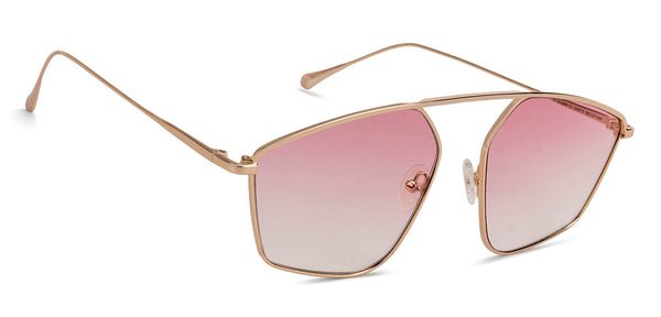 Sunglasses For Men-Wayfarer-Pink-SG