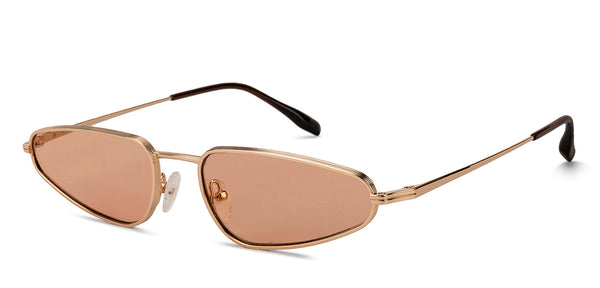 Cateye Sunglasses-Cat Eye-Brown-SG