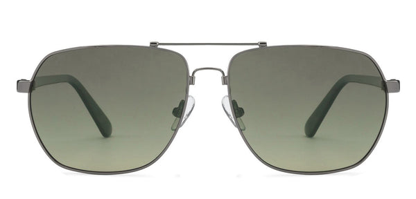 Sunglasses For Men-Rectangle-Green-SG