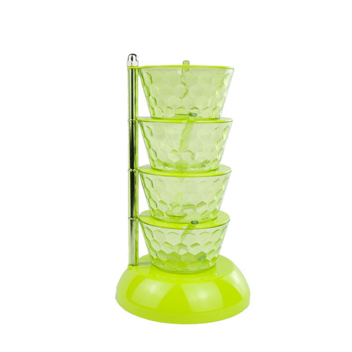 Multi-level Spice & Condiment Container (Green)
