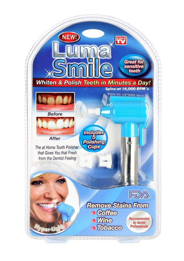 Luma Smile Professional Tooth Polisher, Luma Smile - HippoMart.SG - Premium Item at Direct Factory Price