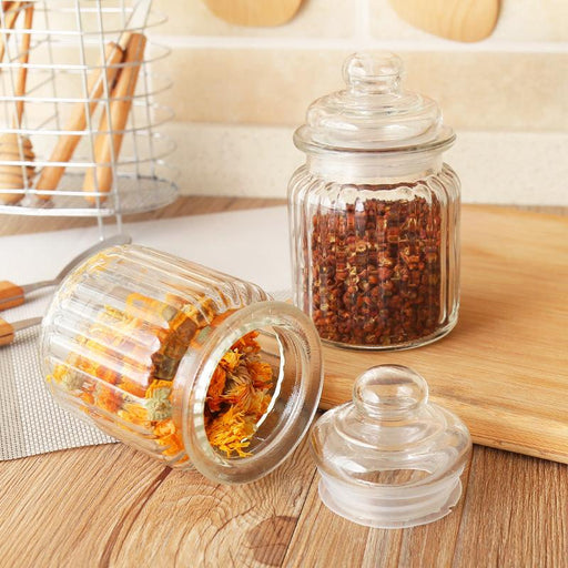 Mini Maison Airtight Jar For Chili Flakes & Seasoning (1 pcs)