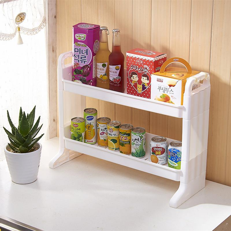 JAX Kitchen Countertop Condiments/Sauce Organiser - White, HippoMart  - HippoMart.SG - Premium Item at Direct Factory Price