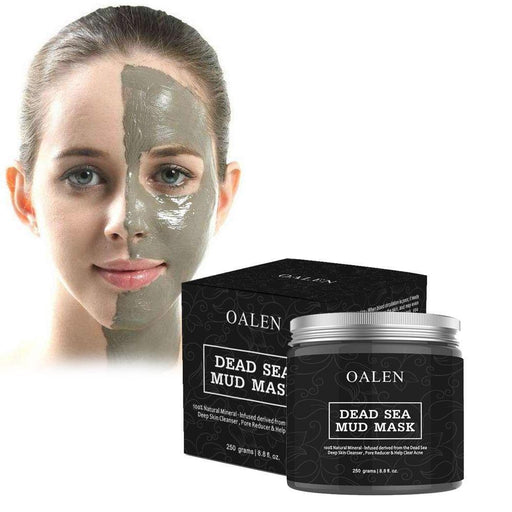 OALEN Dead Sea Mud Mask, Oalen - HippoMart.SG - Premium Item at Direct Factory Price