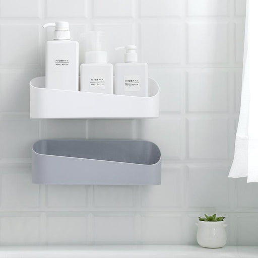 Nordic Multi-Purpose MagixStick Bathroom Storage Caddy for Shampoo/Bathing Gel/Item Holder - Grey