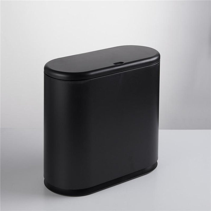 Modeco Nordic PushPod 10L Trash and Sanitary Bin - 4 Colours, HippoMart  - HippoMart.SG - Premium Item at Direct Factory Price
