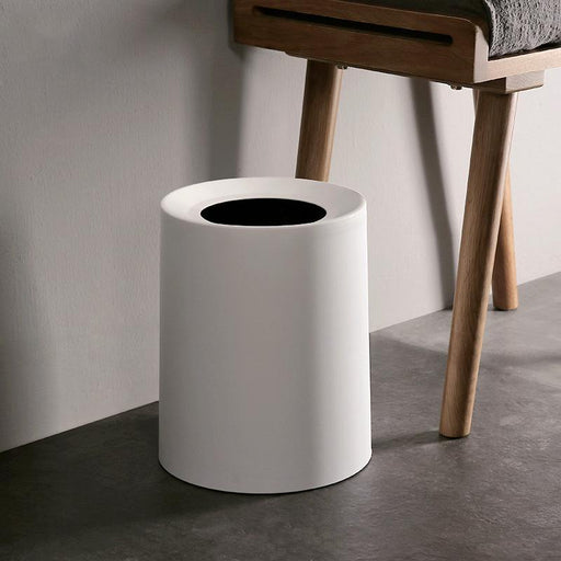 PURE Room Bin - 9L - White, Hippomart - HippoMart.SG - Premium Item at Direct Factory Price