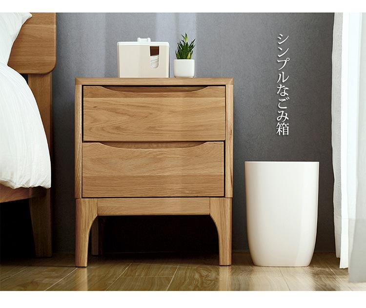 Zen Minimalistic PP Plastic Square Room Bin - White, HippoMart - HippoMart.SG - Premium Item at Direct Factory Price