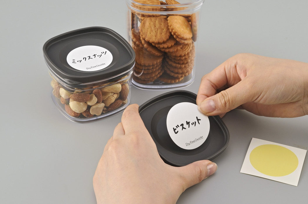 Japan Import Inomata Mini Keep Fresh Airtight Organising Plastic Container 220ml - White, HippoMart  - HippoMart.SG - Premium Item at Direct Factory Price