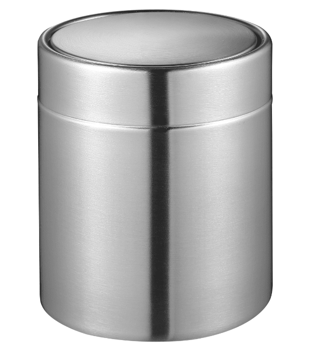 Fandy Table Bin- 1.5L (Silver)