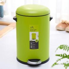 Oscar Step Bin-8L-Green, DASH - HippoMart.SG - Premium Item at Direct Factory Price