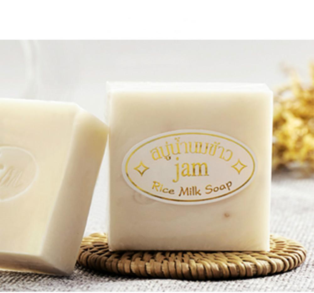 Thailand JAM Whitening Rice Soap, JAM - HippoMart.SG - Premium Item at Direct Factory Price