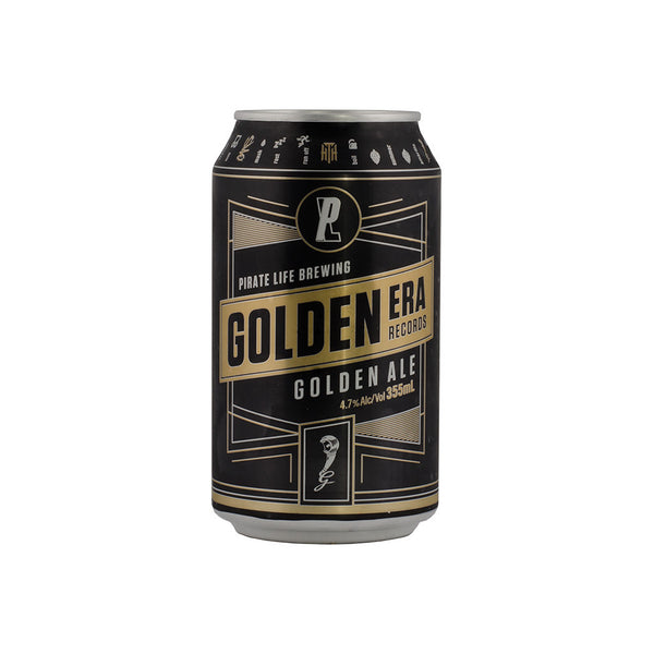 Pirate Life Golden Era Golden Ale