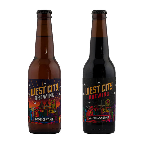 West City Mixed Case