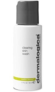 Dermalogica Clearing Skin Wash Travel Size 50ml / 1.7oz