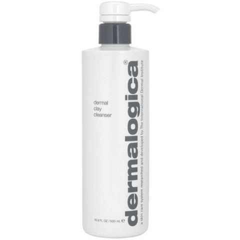 Dermalogica dermal clay cleanser 500ml/16.09oz