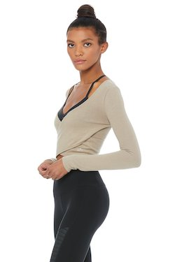 alo yoga long sleeve