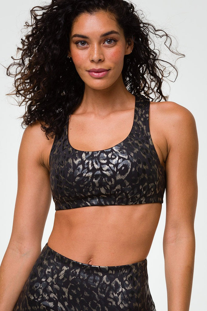 ONZIE Mudra Bra Regal Animal | Premium Yoga Clothes | Shop SPORTLES.com