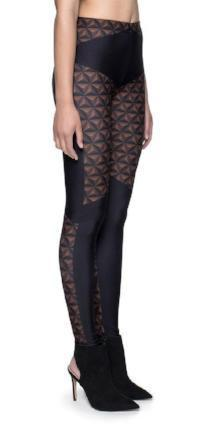 BONVIRAGE Metal Legging