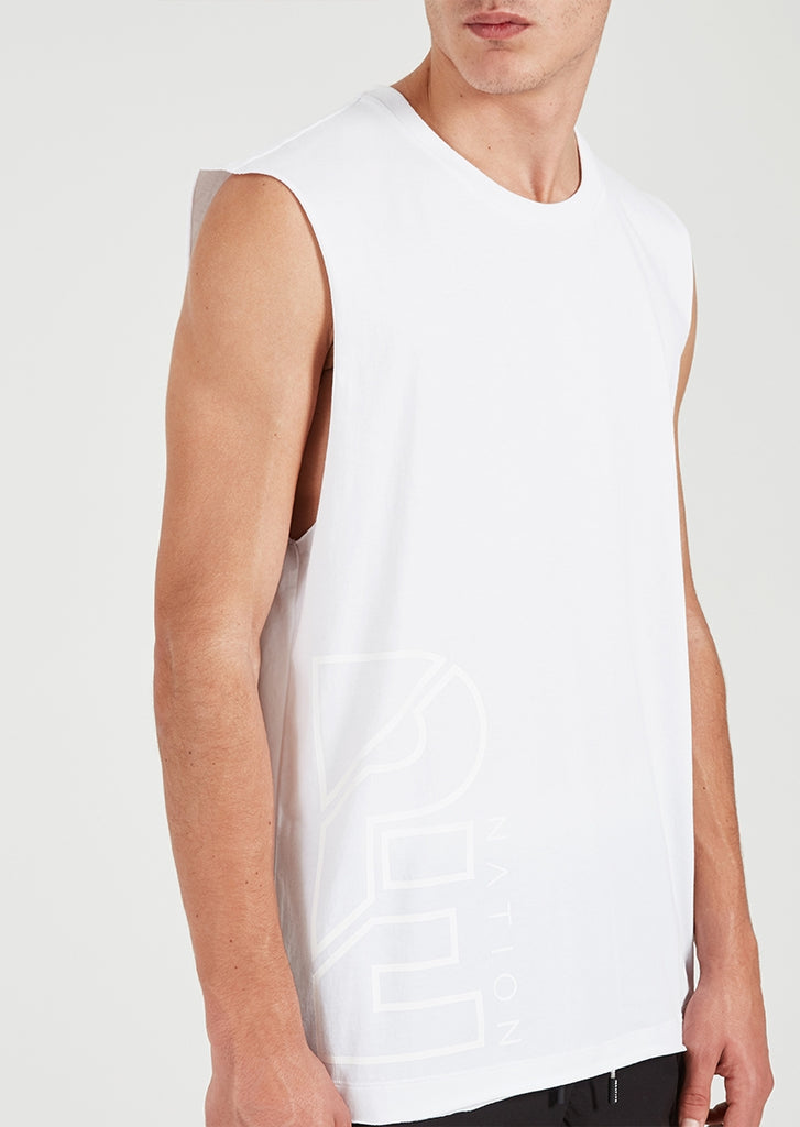 P.E NATION MEN'S - P.E NATION Men's Changeover Tank - SPORTLES.com