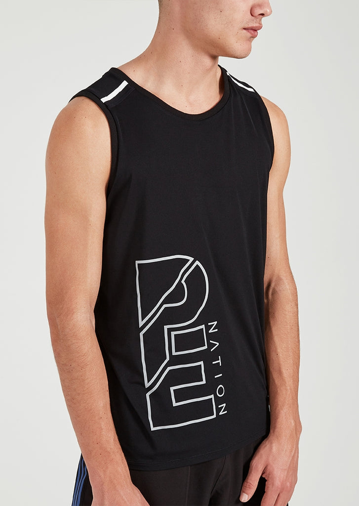 P.E NATION MEN'S - P.E NATION Men's Surge Tank - SPORTLES.com