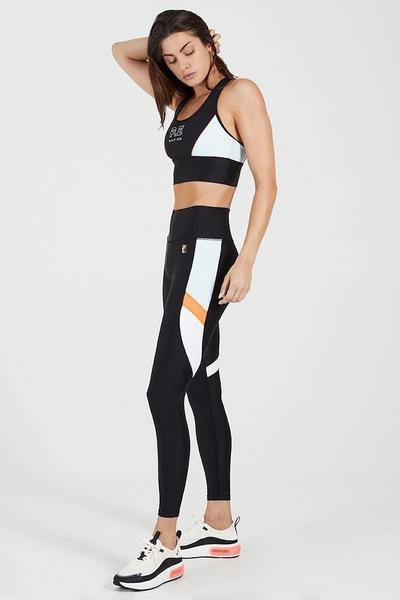 P.E NATION Star Force Leggings Black - SPORTLES.com