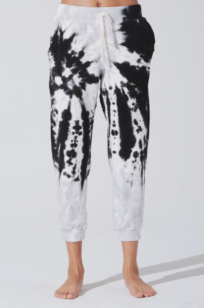 ELECTRIC & ROSE Abbot Kinney Lounge Pant Thunder/Onyx