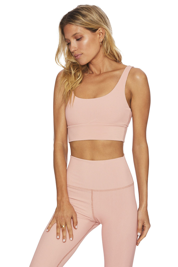 BEACH RIOT Leah Top Pink | Shop at Sportles.com