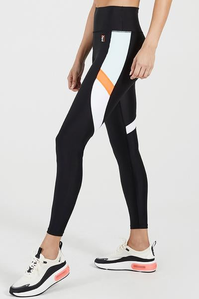 P.E NATION - P.E NATION Star Force Leggings Black - SPORTLES.com