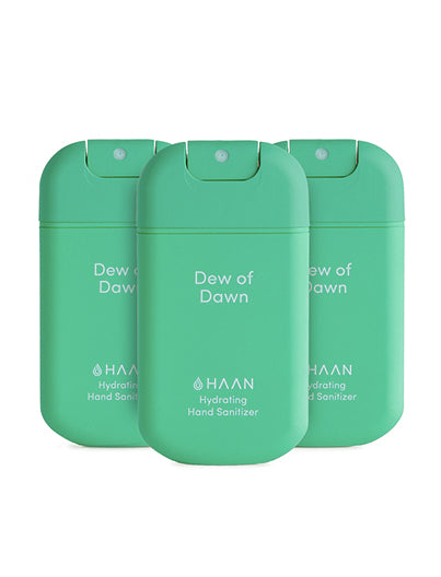 HAAN Hand Sanitiser Dew Of Dawn