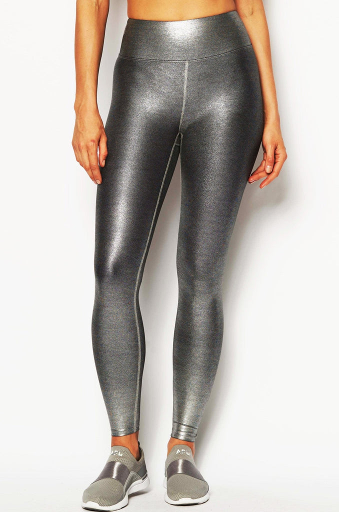 HEROINE SPORT Marvel Legging Brushed Platinum | Shop at Sportles.com