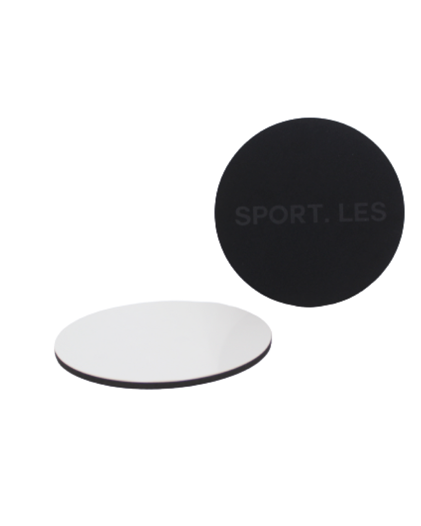 LES FIT Sliders White