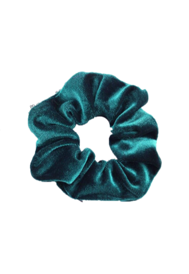 SPORT.LES Velvet Scrunchie Mint | Shop Hair Accessories SPORTLES.com